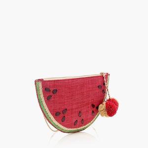 Kayu Watermelon Clutch Handbag
